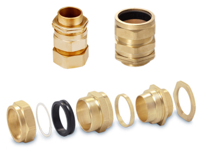 armourwd brass cable gland  syntech industries