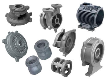 casting_sub_water_pump_spary_parts